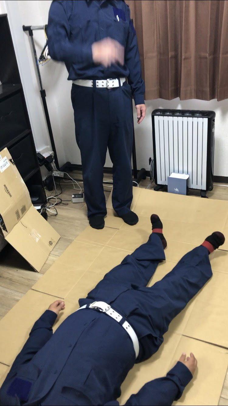 ATU 福岡 警備 普通救命講習 指導